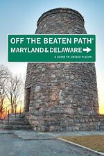Maryland and Delaware : A Guide to Unique Places by Judy Colbert (2010,...