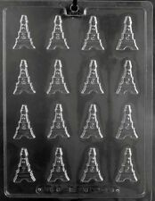 EIFFEL TOWER BITES CHOCOLATE CANDY MOLD MOLDS PARTY FAVOR FAVORS PARIS SWEET 16
