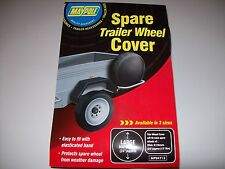 Spare trailer wheel cover for 24 inch diameter wheel ( 610 mm )  13 inch rim.