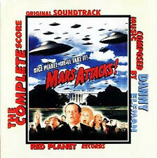 "Danny Elfman: ""Mars Attacks!"" (colonna sonora-score CD)"