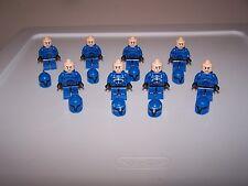 LEGO® STAR WARS minifigure 75088 Senate Commando Troopers flesh head helmet blue