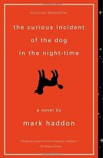 The Curious Incident of the Dog in the Night-Time by Mark Haddon, (Paperback), V
