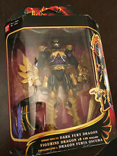 Power Rangers Mystic forces Dark fury dragon 18cm action figure MISB