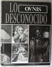 OVNIS - TOMO DE LA ENCICLOPEDIA LO DESCONOCIDO - ED. QUORUM 1989 - VER INDICE