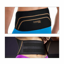 NEW Copper Fit Back Pro Compression Lower Back Lumbar Support Belt As Seen On TV