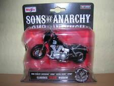 Maisto Harley-Davidson Sons of Anarchy 2008 DYNA Super Glide Sport Clay 1:18