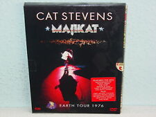 "*****DVD-CAT STEVENS""MAJIKAT-EARTH TOUR 1976""-2004 Eagle Vision*****"