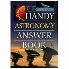 The Handy Astronomy Answer Book (The Handy Answer Book Series)-ExLibrary