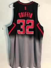Adidas Swingman NBA Jersey LOS ANGELES Clippers Blake Griffin Blk Fadeaway sz XL
