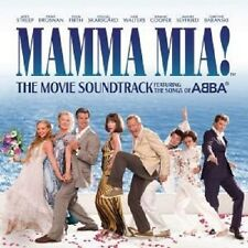 MAMMA MIA THE MOVIE SOUNDTRACK CD ABBA NEUWARE