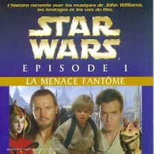 LA MENACE FANTOME (STAR WARS EPISODE 1) - COMPILATION (CD)