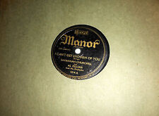 SAVANNAH CHURCHILL - Manor - Too Blue To Cry / I Can't Get Enough of You (78 rpm