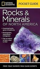 National Geographic Pocket Guide to Rocks & Minerals of North America (Paperback