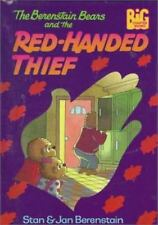 The Berenstain Bears and the Red-Handed Thief (Big Chapter Books) Berenstain, S
