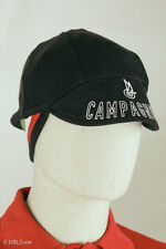 Vintage style merino wool CYCLING CAP Campagnolo old