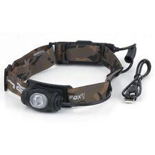 Kopflampe mit hoher Qualität ! Jenzi Kopflampe LED mit Bewegungssensor
