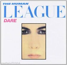 The Human League - Dare - REMASTERED - CD NEW & SEALED   Don't you want me