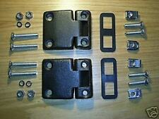 LAND ROVER SERIES or DEFENDER TWO HINGE SET