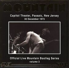 Official Bootleg Series, Vol. 3: Live at Capitol Theatre, NJ by Mountain (CD,...