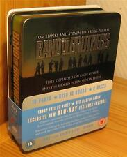 Band of Brothers in Commemorative Tin (Blu-ray Disc, 2008, 6-Disc Set)