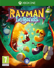 Rayman Legends (Microsoft Xbox One, 2014, DVD-Box)