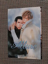 Allure Yaoi Manga - Yuri Ebihara 2007 DramaQueen oop graphic novel- Like NEW