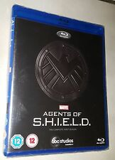 Marvels Agents of S.H.I.E.L.D. - Season One [Blu-ray] - Brand New & Sealed !!