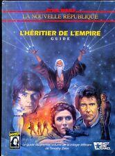 JDR RPG JEU DE ROLE / STAR WARS D6 L'HERITIER DE L'EMPIRE