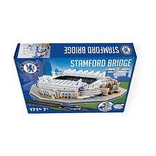 Paul Lamond Games - Chelsea Stamford Bridge Stadium 3D Puzzle