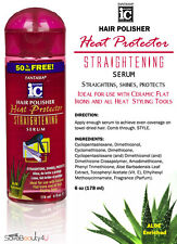 Fantasia IC Hair Polisher Heat Protection Straightening Serum