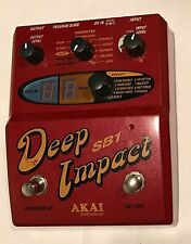 Akai Deep Impact SB-1 Bass Synthesizer