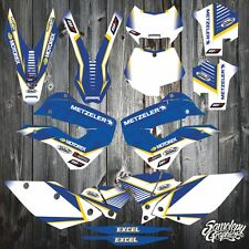 Husaberg FE 390, 450, 570, FX 450, FS 570 09-12 GRAPHICS KIT