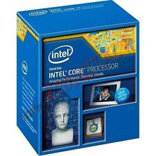 PROCESSORE INTEL CORE I5 4590 BOX 3.7 Ghz QUAD LGA 1150 6 MB CPU OCTA PENTIUM