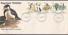 Australia FDC Regional wildlife 6.4.1983