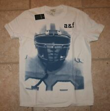 NWT Abercrombie Boys XL Football Muscle Fit Baldface Mountain T-Shirt - LAST ONE