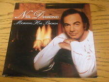 "NEIL DIAMOND - MORNING HAS BROKEN / SANTA CLAUS IS COMING TO TOWN    7"" VINYL PS"