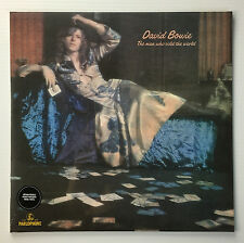 David Bowie - The Man Who Sold The World LP Record Vinyl - BRAND NEW