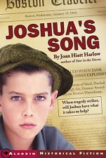 Joshua's Song Joan Hiatt Harlow SC 2003 YA fiction Boston Influenza Newsboy