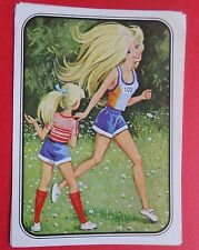 figurines prentjes cromos stickers picture cards figurine barbie 70 panini 1983