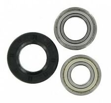 SAMSUMG WF0602NUWG WASHING MACHINE SKF DRUM BEARINGS & SEAL KIT 6204/5 6200306B