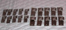 Military Original Issue P51 & P38 GI Can Opener US Shelby Co New Steel 10 each