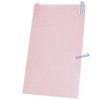 3 x Pellicola Protettiva Salvaschermo Universale per Smartphone Tablet 195 x 114