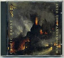 Celtic Frost - Into The Pandemonium CD 1999 GERMANY PRESS Hellhammer Doom Metal
