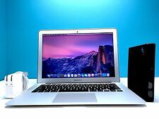 Apple MacBook Air 13 inch Mac Laptop Upgraded Core i7 1.7Ghz 8GB - DVD!