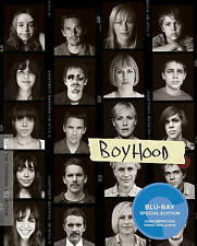 Boyhood (Blu-ray Disc, 2016, Criterion Collection)