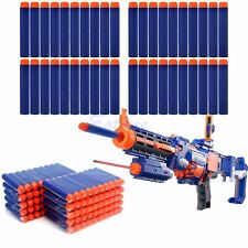 Blue 400PCS Refill Bullet Darts for Nerf N-strike Elite Series Blasters Toy Gun