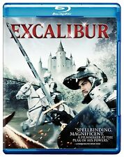 EXCALIBUR BLU-RAY - SINGLE DISC EDITION - NEW UNOPENED - LIAM NEESON