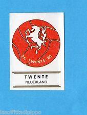FOOTBALL CLUBS-PANINI 1975-Figurina n.204- TWENTE - OLANDA - SCUDETTO -Rec