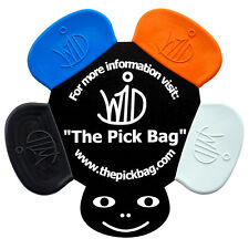 ULTIMATE GRIP FOR YOUR PICK - GUITAR - THE PICK BAG TURTLE COLOUR CODE