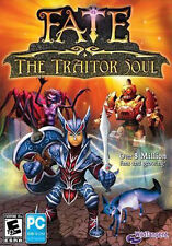 Fate The Traitor Soul Also Include FATE Undiscovered Realms for PC SEALED NEW